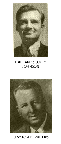 "Founder Harlan ""Scoop"" Johnson"